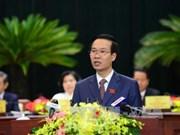 Localidades vietnamita y laosiana promueven cooperación
