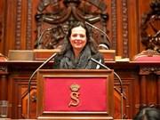 Presidenta del Senado belga visitará Vietnam