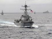 Dirigentes mundiales abogan por libertad de navegación en Mar del Este