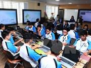 Apoya Sudcorea a Vietnam en aplicación de TI en educación