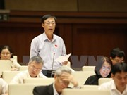 Legisladores vietnamitas revisan proyecto de Código Penal