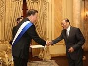 Panamá considera importantes relaciones con Vietnam