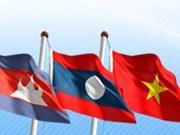 Fuerzas de seguridad de Laos, Vietnam y Cambodia fomentan amistad