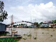 Tan Hiep será primera nueva zona rural en delta Mekong