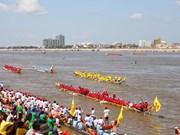 Cambodia cancela regata tradicional por sequía