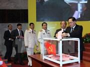 Comité Partidista de Hanoi publica lista del órgano permanente