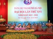 Asamblea partidista de Hanoi: cita de esperanza y convicciones
