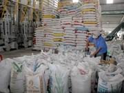 Vietnam suspende venta de arroz con 25 por ciento de grano partido