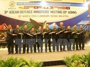 Conferencia de Defensa de ASEAN impulsa confianza regional
