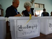 Más de 10 mil observadores accederán a colegios electorales de Myanmar