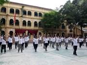 Hanoi empeñado en desarrollar recursos humanos para integración