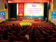 Organización partidista en el exterior concluye asamblea