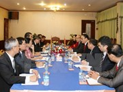 Laos destaca eficiencia de cooperación con Vietnam en áreas fronteriza