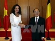 Vietnam y Bélgica robustecen relaciones parlamentarias