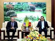 Dispuesto EE.UU. para apoyar a Vietnam en elaboración de leyes