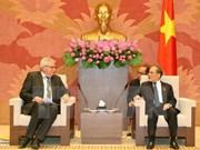 Parlamento vietnamita dispuesto a consolidar lazos con PE