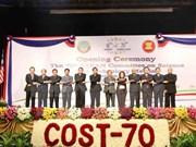 En Laos conferencia de ciencia y tecnología de ASEAN