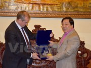 Buscan fomentar cooperación entre localidades vietnamitas y rusas