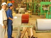 Inauguran en Binh Duong segunda fábrica de acero laminado