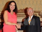 Bélgica continúa asistencia a Ciudad Ho Chi Minh en salud y formación