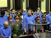 Sentencian a cadena perpetúa a exdirector de compañía vietnamita