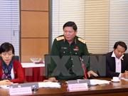 Parlamento vietnamita continúa revisando proyectos legales
