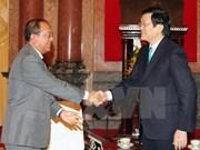Vietnam respalda a Laos en reforma judicial