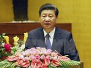 Xi Jinping interviene en sesión del Parlamento de Vietnam