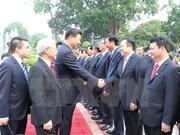 Rubrican Vietnam y China numerosos acuerdos de colaboración