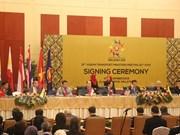 Países de ASEAN y Sudcorea impulsan cooperación en transporte