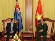 Vietnam atesora lazos con Nueva Zelandia, incluido en defensa