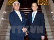 Premier vietnamita reitera política de fomentar nexos con Japón