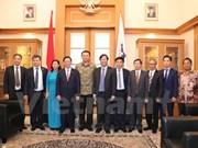 Hanoi aspira compartir experiencias de desarrollo urbano con Yakarta