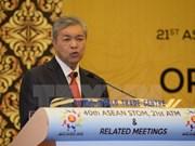 ASEAN para fomentar conectividad e integración en transporte