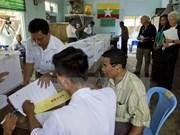 Elecciones birmanas: partido opositor podrá ganar 90% de votos