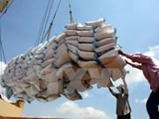 Merman las exportaciones arroceras de Myanmar