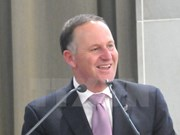 Premier neozelandés efectuará visita a Vietnam