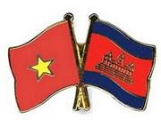 Conmemoran Día Nacional de Cambodia en Hanoi