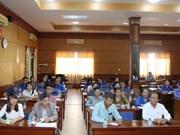 Comienza primer curso de idioma vietnamita para funcionarios laosianos
