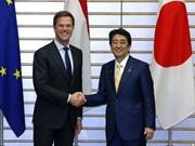 Japón y Holanda expresan preocupaciones por tensiones en Mar del Este