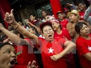 Elecciones birmanas: Partido opositor hacia gran victoria