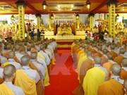 Seminario internacional sobre budismo del Delta del río Mekong