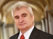 Presidente de Senado checo visitará Vietnam