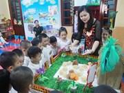 Considera Vietnam elevación de edad infantil a 18 años de edad