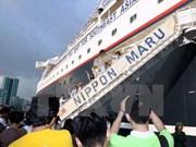 Arribará a Ciudad Ho Chi Minh barco juvenil regional