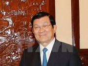 Presidente vietnamita asistirá a XXIII Cumbre del APEC
