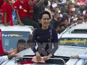 Partido opositor NLD gana 605 escaños en las cámaras birmanas