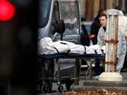 Vietnam expresa condolencias a Francia por atentados en París