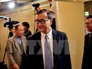 Tribunal cambodiano emite orden de arresto contra líder opositor