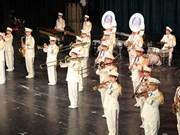 Clausuran XX Concierto Mundial de Bandas de Policía en Vietnam